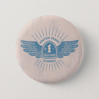 PCH Wings 0116 Pinback Button