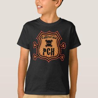 PCH y bandera pirata Playera
