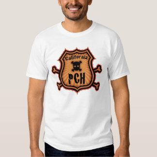 PCH y bandera pirata Playeras