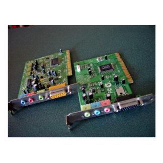 PCI-bus sound/joystick cards
