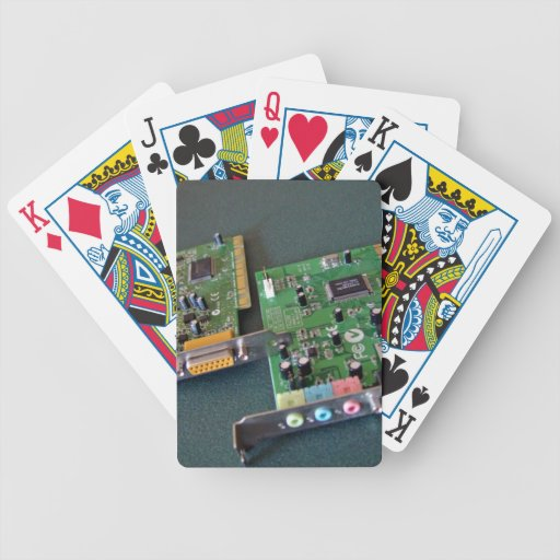 PCI-bus sound/joystick cards Card Decks