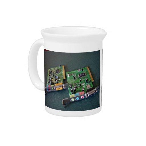 PCI-bus sound/joystick cards Pitchers