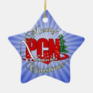 PCN CHRISTMAS Patient Care Nurse Ornament