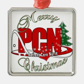 PCN CHRISTMAS Patient Care Nurse Christmas Tree Ornament