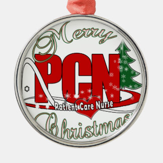 PCN CHRISTMAS Patient Care Nurse Christmas Tree Ornaments