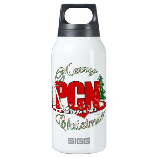 PCN CHRISTMAS Patient Care Nurse SIGG Thermo 0.3L Insulated Bottle