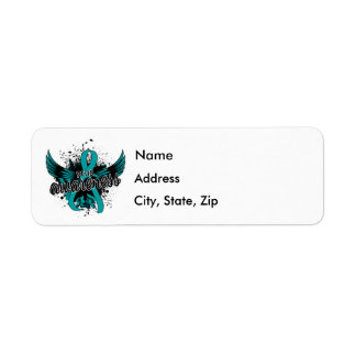 PCOS Awareness 16 Label