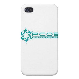 PCOS Awareness Association iPhone 4 Case