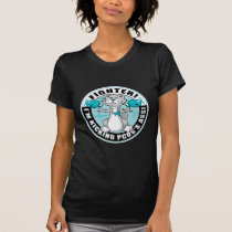 PCOS Boxing Cat T-Shirt