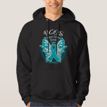 PCOS Butterfly 3 Hoodie