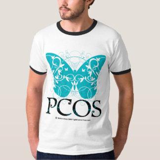 PCOS Butterfly T-Shirt