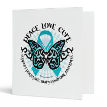 PCOS Butterfly Tribal 2 Binder
