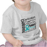 PCOS Caregivers Collage Tshirt