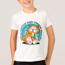 PCOS Cat T-Shirt
