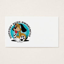 PCOS Dog Business Card