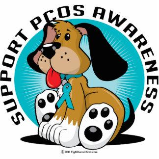 PCOS Dog Statuette