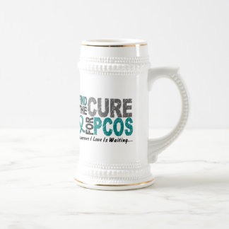 PCOS Find The Cure Mugs