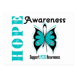 PCOS Hope Awareness Postcards