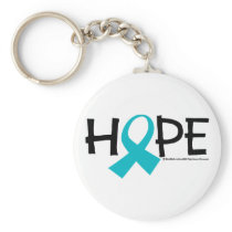 PCOS Hope Keychain