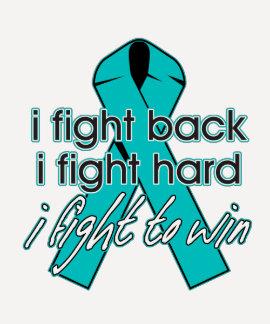 PCOS  I Fight Back T-Shirt