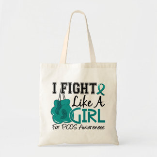 PCOS I Fight Like A Girl 15.5 Bags