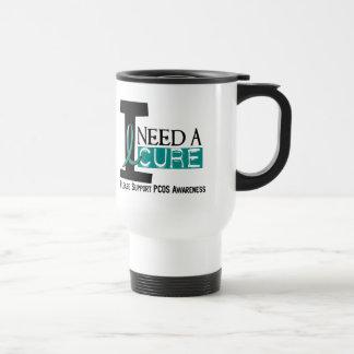 PCOS I Need A Cure 1 Coffee Mug