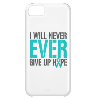 PCOS I Will Never Ever Give Up Hope Case For iPhone 5C