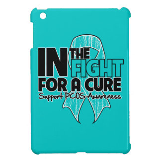 PCOS In The Fight For a Cure Cover For The iPad Mini