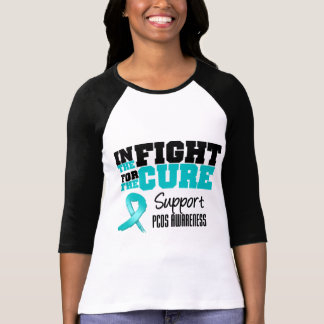 PCOS In The Fight For The Cure T-Shirt