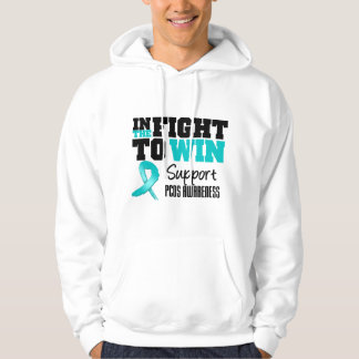 PCOS In The Fight To Win Hoodie
