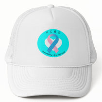 PCOS Infertility Awarness Trucker Hat