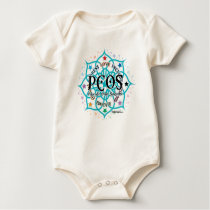 PCOS Lotus Baby Bodysuit