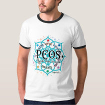PCOS Lotus T-Shirt