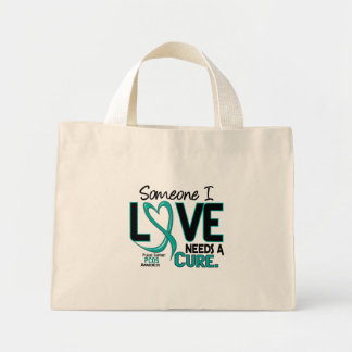 PCOS Needs A Cure 2 Mini Tote Bag