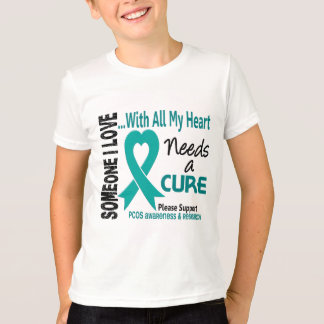 PCOS Needs A Cure 3 T-Shirt