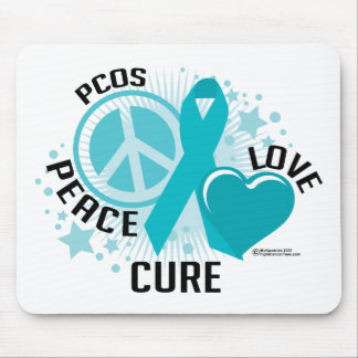 PCOS PLC MOUSE PAD