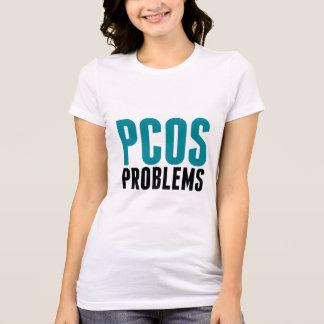 PCOS Problems - PCOS Awareness T-Shirt