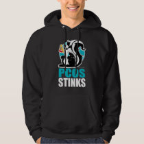 PCOS Stinks Hoodie