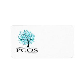 PCOS Tree Label