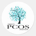 PCOS Tree Stickers