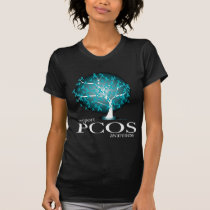 PCOS Tree T-shirt