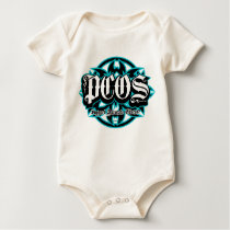 PCOS Tribal Baby Bodysuit