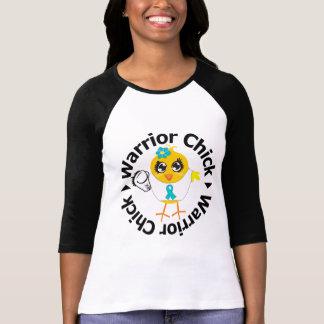 PCOS Warrior Chick Tshirt