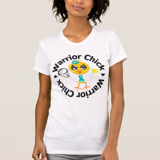 PCOS Warrior Chick Tees