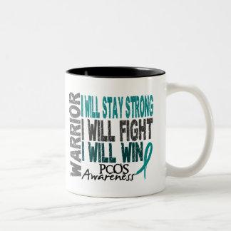 PCOS Warrior Mug