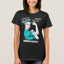 PCOS Warrior Unbreakable T-Shirt