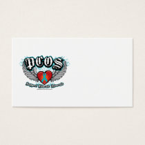 PCOS Wings Business Card