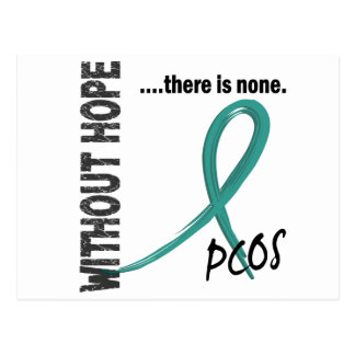 PCOS Without Hope 1 Postcard