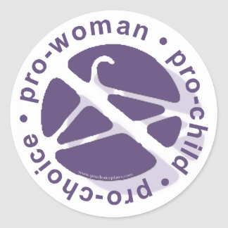 PCPCircle2 copy Classic Round Sticker