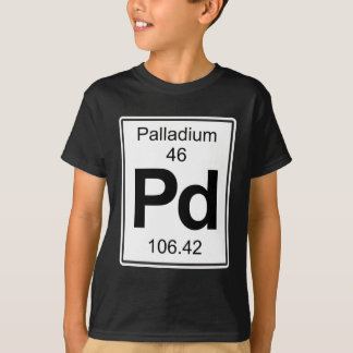 Pd - Palladium T-Shirt